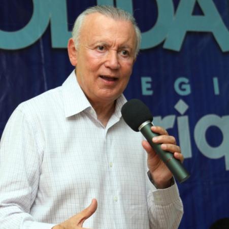 Vicepresidente Rafael Alburquerque