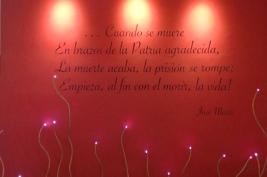 Mural en el Museo Memorial de la Resistencia Dominicana. | Foto: J. Sing