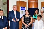 Intervención del doctor Rafael Alburquerque de Castro. | Foto: J. Maracallo