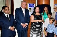 Doña Luisa de Peña, presenta la Pieza del Mes. | Foto: J. Maracallo